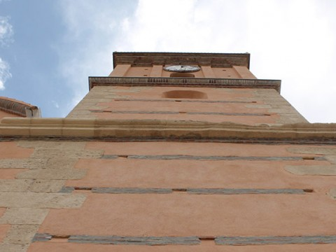 Church of Lucainena de Las Torres