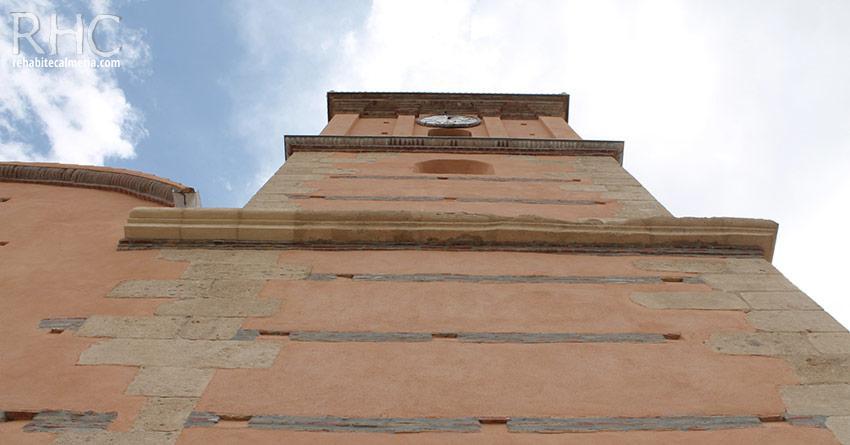 Iglesia de Lucainena de Las Torres