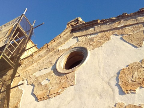 Chapelle de la Cortijo del Fraile