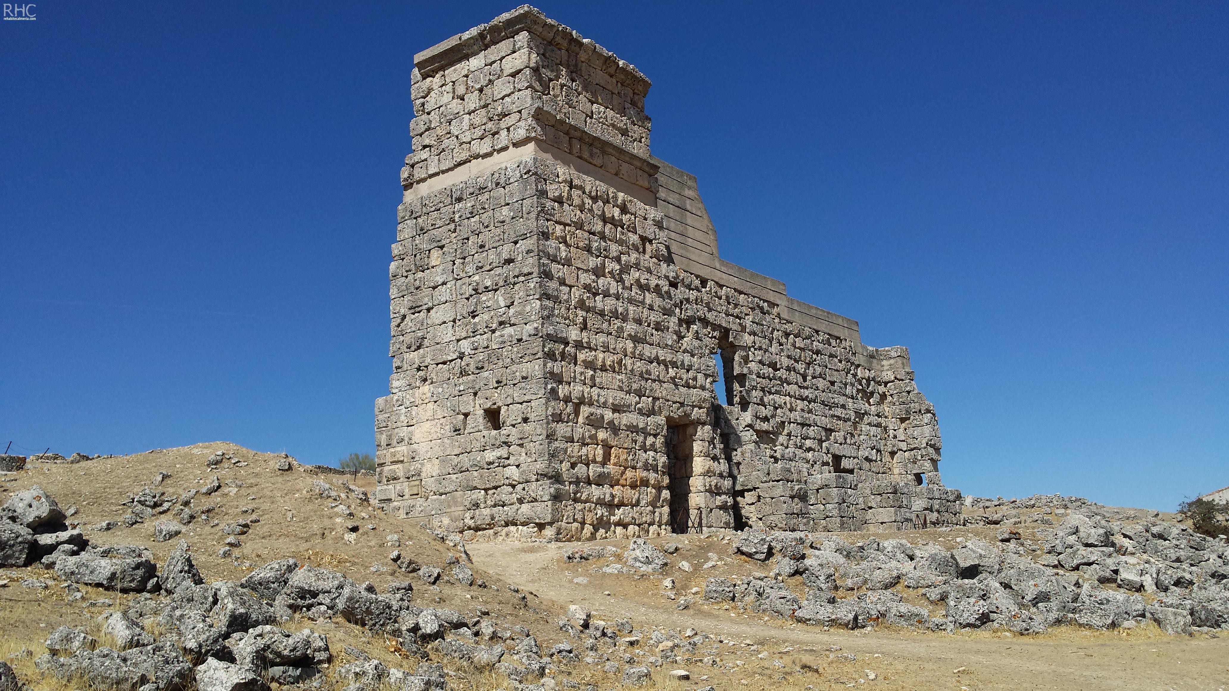 restauración YACIMIENTO DE ACINIPO- MALAGA