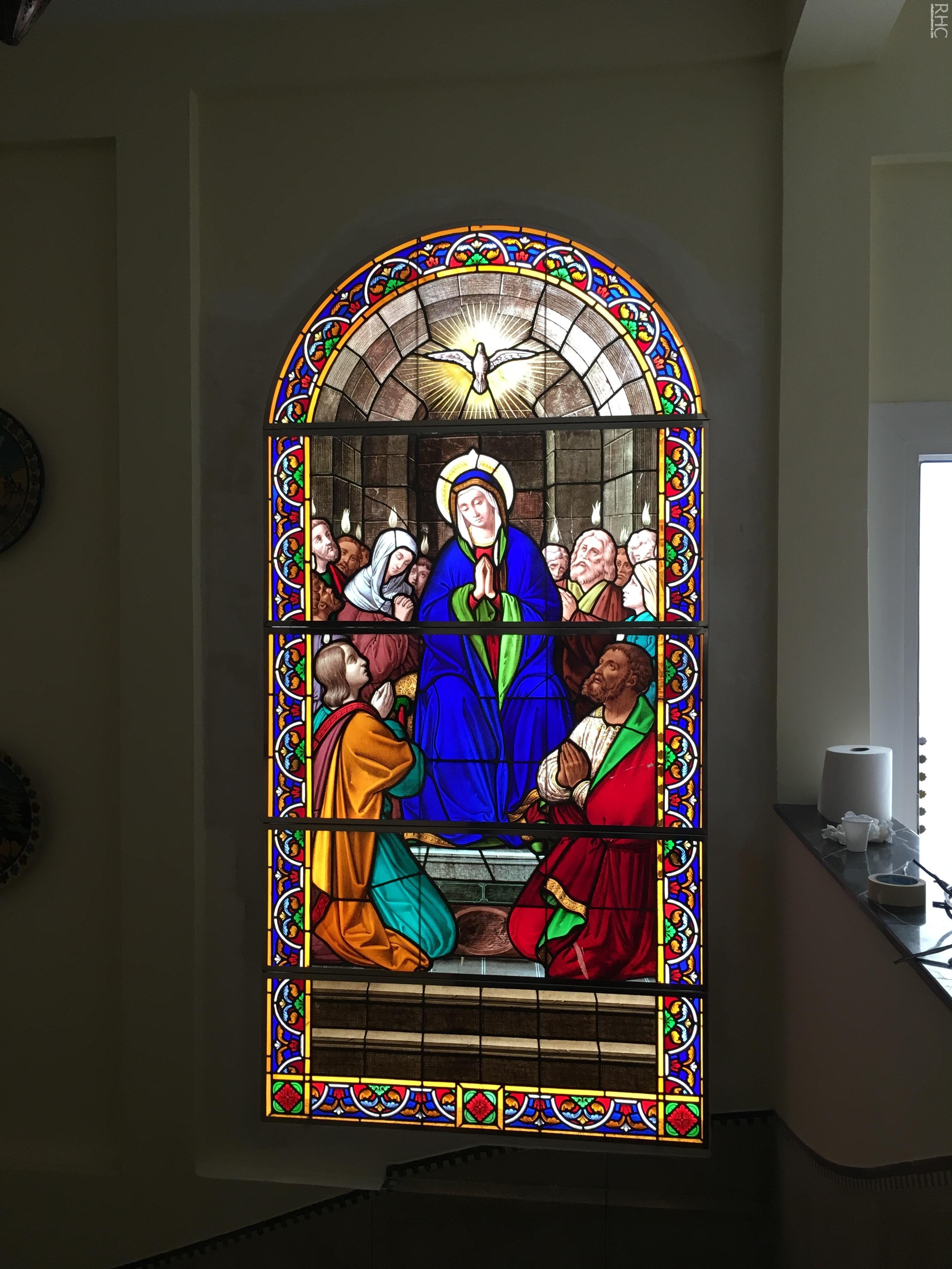 STAINED-GLASS ART