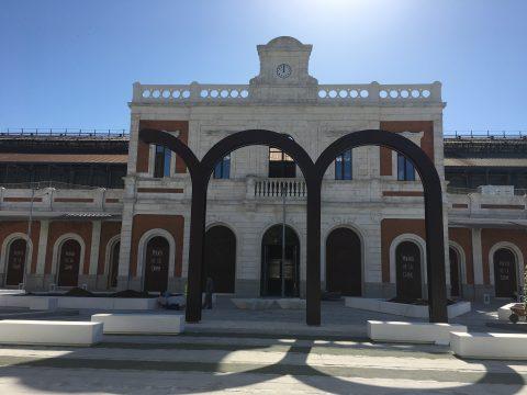 SAN BERNARDO - SEVILLE STATION